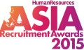 Asia Recruitment Awards 2015 logo