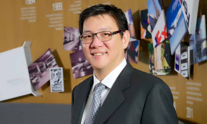 Suite talk: Khoo Seng Thiam, FedEx Express