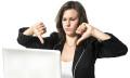 Dissatisfied HR worker