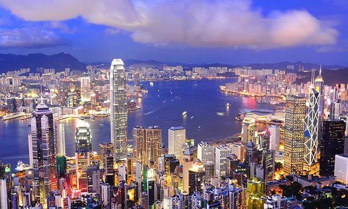 HK central district