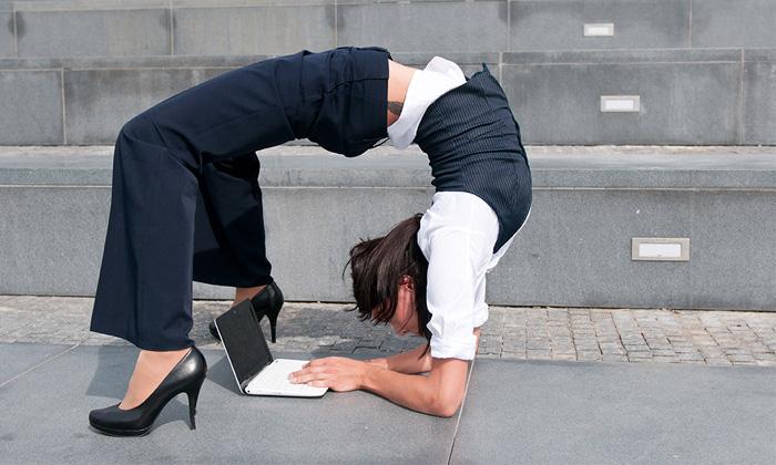 Flexible working Regus report