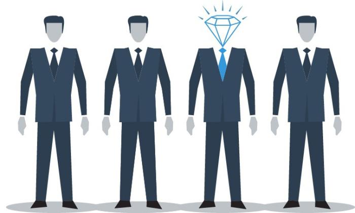 Job ads diamond