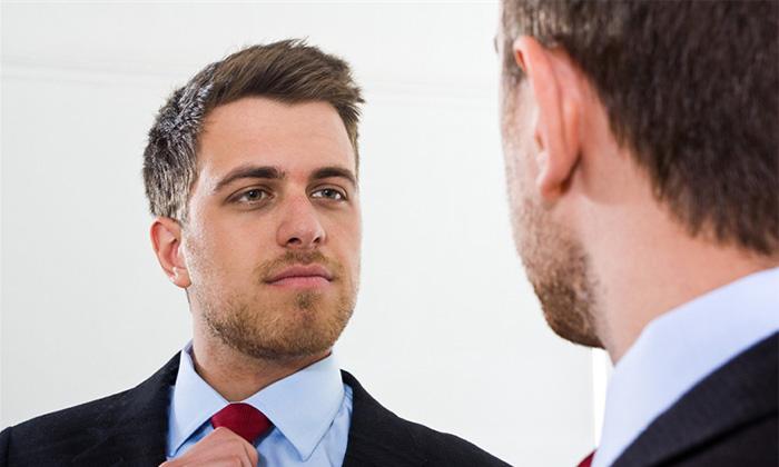 narcissistic businessman