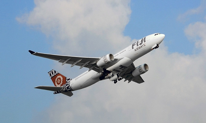 Fiji Airways, new CEO