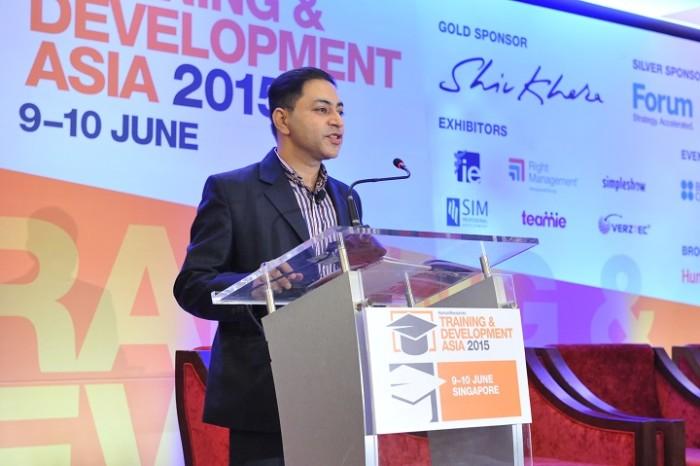Manojit Sen, Royal Dutch Shell at TDA 2015