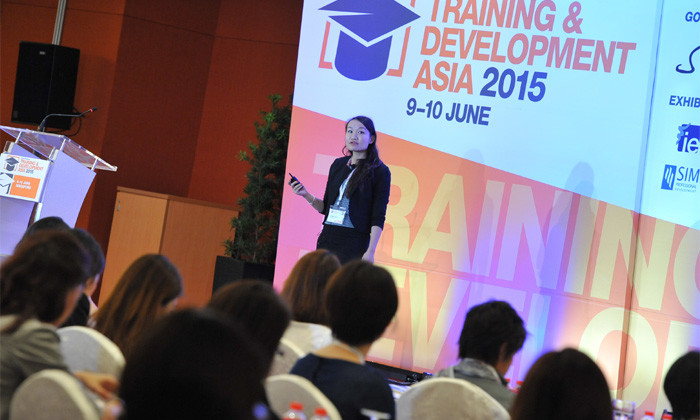 Susan Chen of VISA Worldwide, on day one of TDA 2015