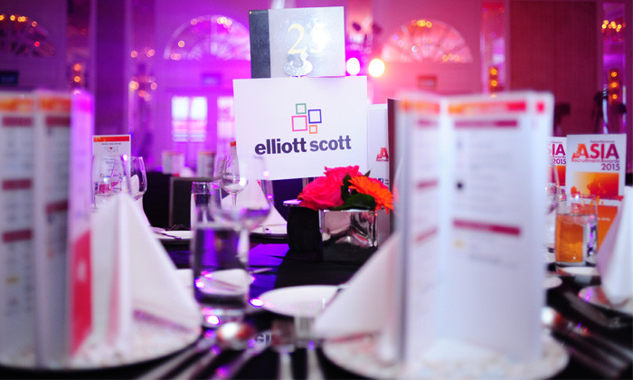 Best client service ARA SG Elliot Scott HR