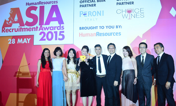 Best candidate experience ARA Singapore - CTES Consulting