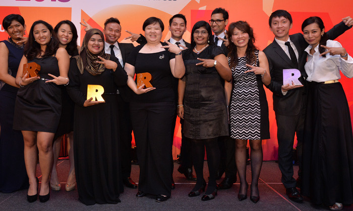 Accenture winning for onboarding at ARA Malaysia 2015