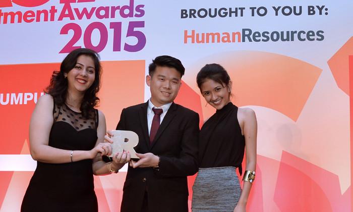 Forefront International winning silver at ARA Malaysia