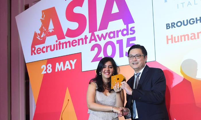 ARA SG Certis Cisco best staff referral programme
