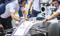Williams racing car scholarship with Randstad