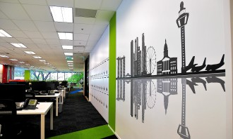 Millward Brown office 9