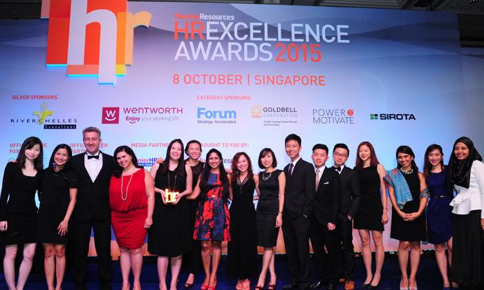 HREA SG 2015 - Unilever Asia