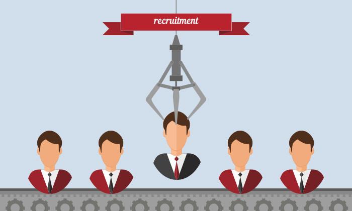 automate digital recruitment