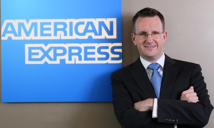 Chris Meyrick, American Express