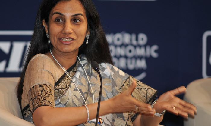 Chanda Kochhar MD of ICICI Bank
