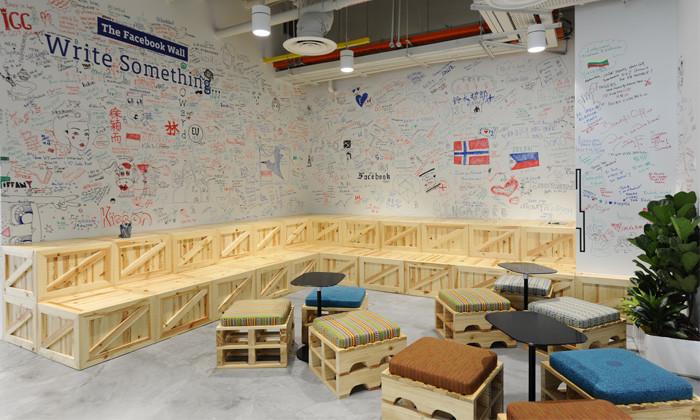 Facebook Write something wall