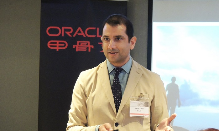 Oracle Yazad Dalal