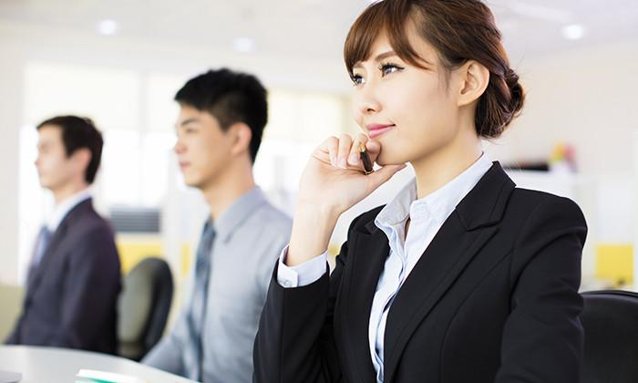 Millennials at the office