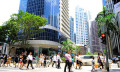 Singapore business people hr
