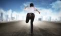 Employee running away, hr