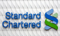 Standard Chartered Bank logo, hr