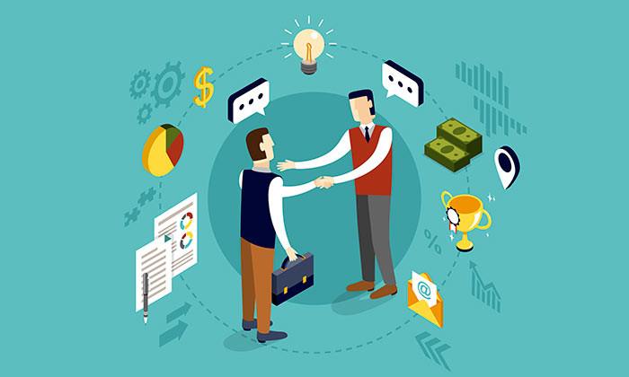 business partnership HR