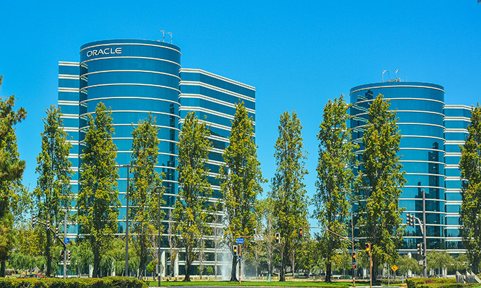 Oracle offices, hr