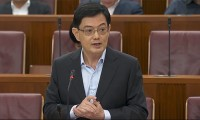 Minister Heng Swee Keat, Singapore Finance Minister