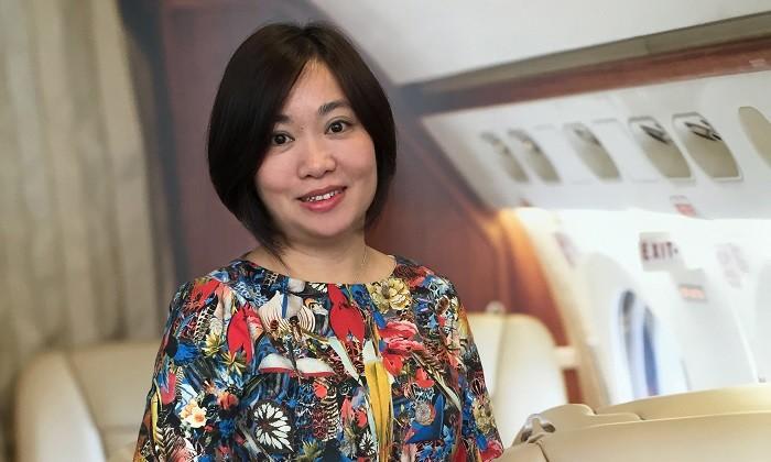 Connie Wong portrait