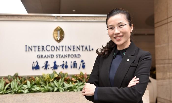 Agnes Chan, InterContinental Grand Stanford Hong Kong, hr