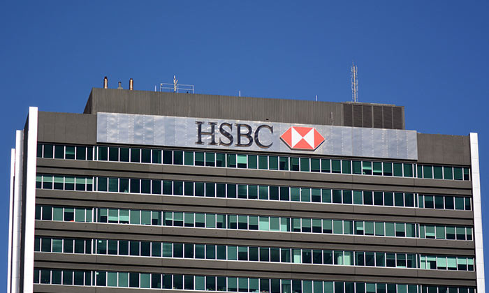 HSBC- 123RF