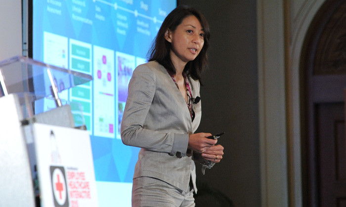 Rosaline Chow Koo, CXA founder at EHI 2015