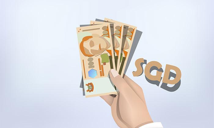 Singapore salary-123RF