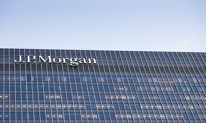 J.P. Morgan building, hr