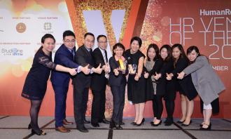 Peoplebank Hong Kong group photo, hr