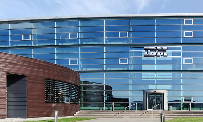 IBM office, hr