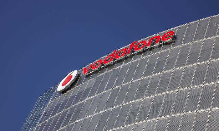 Vodafone building brand, hr