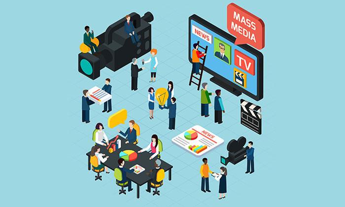 media industry- 123RF