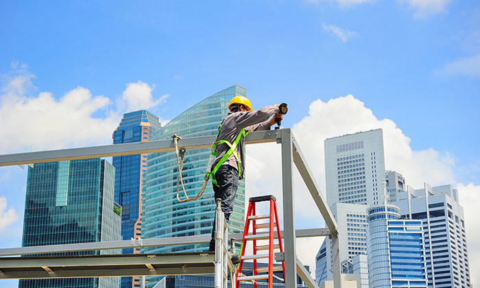 Foreign workers in Singapore