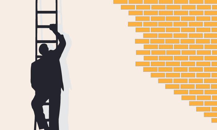 career ladder - 123RF