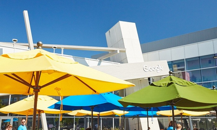 Google offices, hr