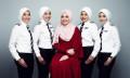 AirAsia dons custom hijabs