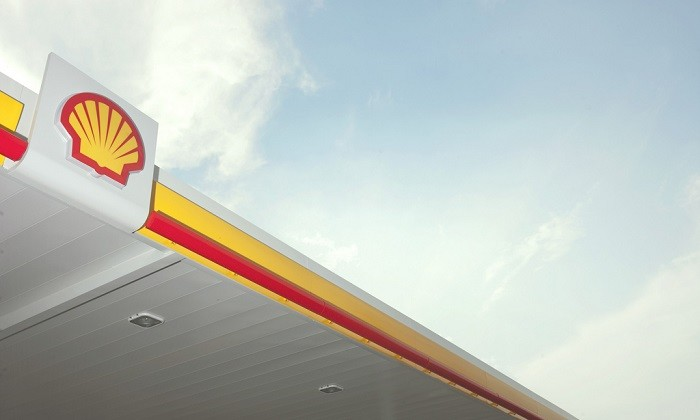 Shell station