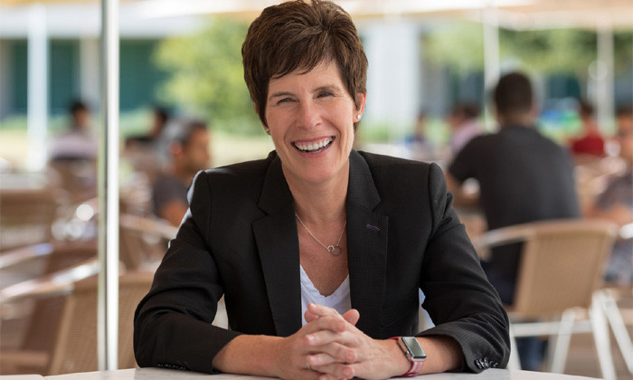 Deirdre O'Brien - Apple's new VP of people