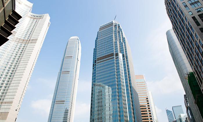 Hong Kong business centre, hr