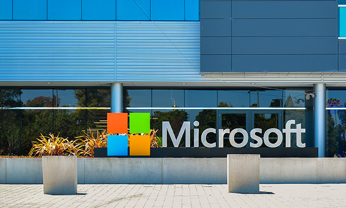 Microsoft office building, hr