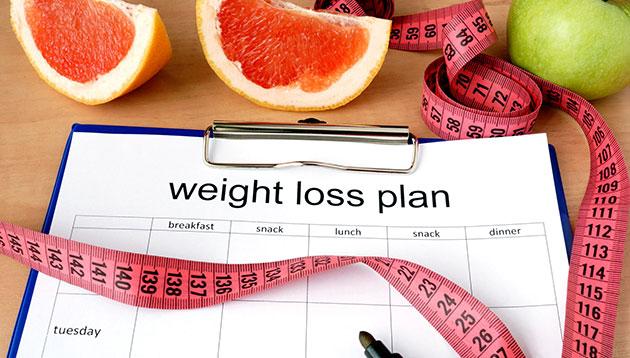 weight loss - 123RF