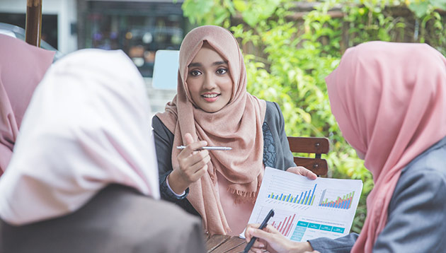 Malay women in business